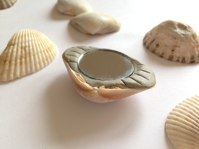 Shells, shell craft ideas, shell craft projects for kids