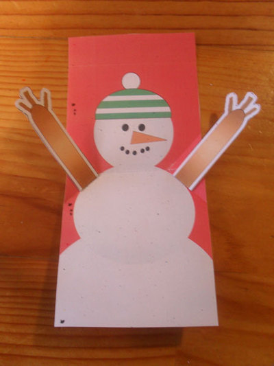 snowman pop up card,free christmas printables,christmas
