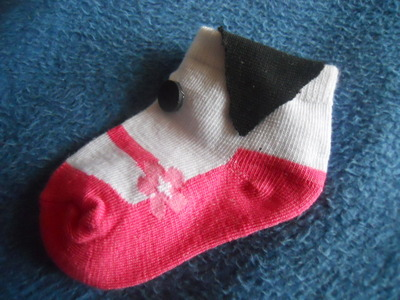 sock, donkey, crafts
