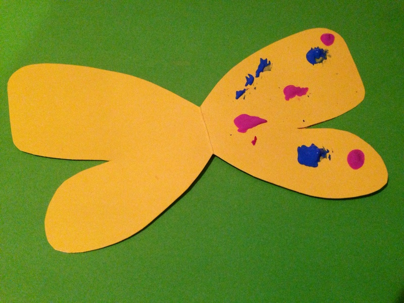 Butterfly Craft Ideas For Kids Part - 38: Spoon Button Butterfly, Butterfly Craft Kids, Button Butterfly, Butterfly  Kids, Spoon Craft Ideas - Spoon Button Butterfly - Image 3