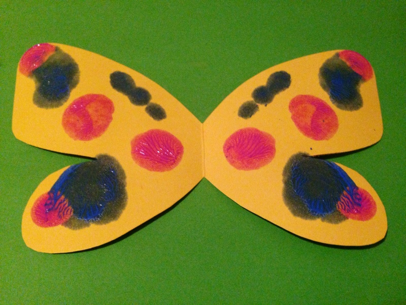 Butterfly Craft Ideas For Kids Part - 22: Spoon Button Butterfly, Butterfly Craft Kids, Button Butterfly, Butterfly  Kids, Spoon Craft Ideas - Spoon Button Butterfly - Image 4