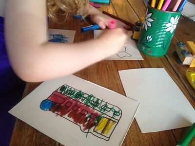 transport art, preschooler transport, transport craft, bus, bus craft, toddler art transport, kids bus art, bus, bus art, kids bus art
