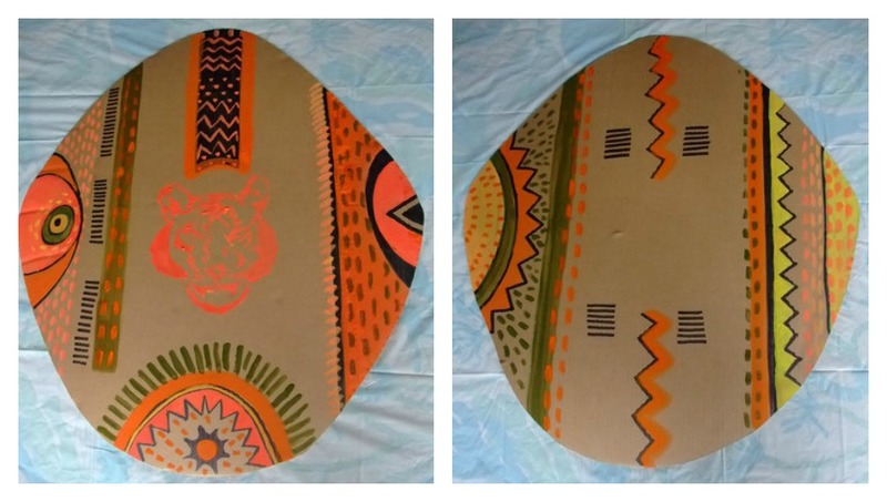 Tribal Shields