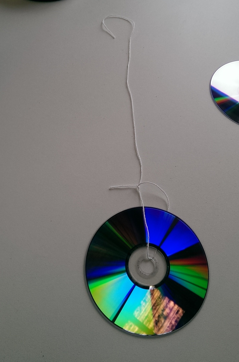 CD Suncatchers