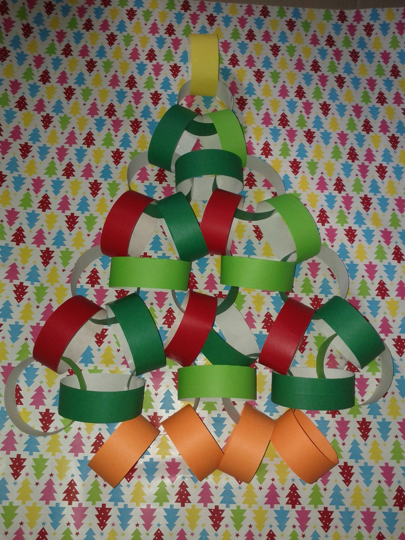 Christmas Tree Papercraft