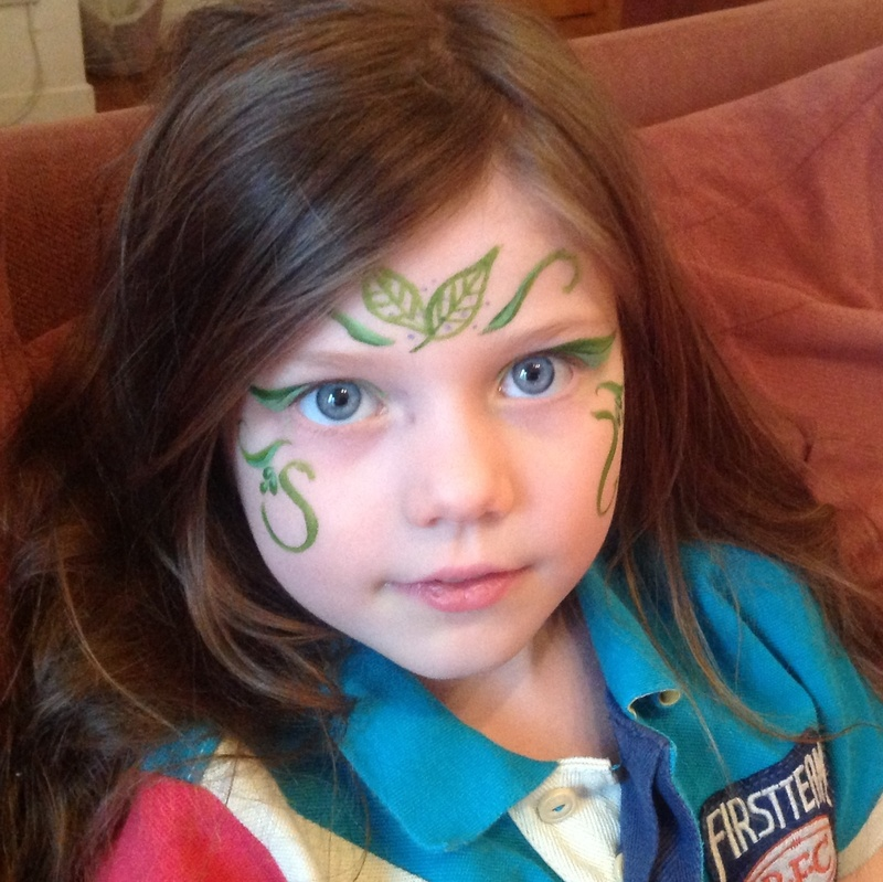 Fairy, finished, green