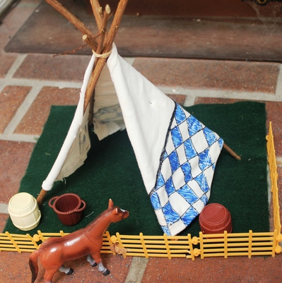 Mini Teepee for kids