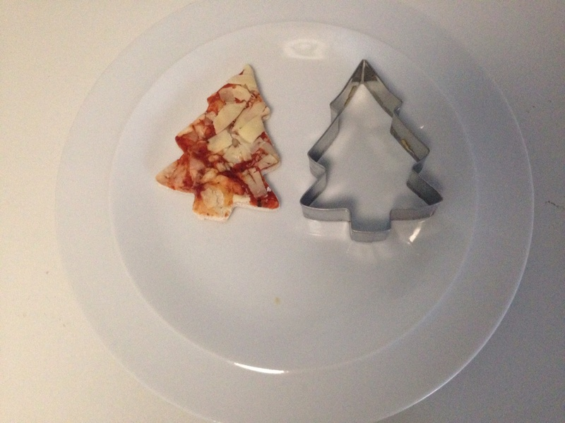 Pizza cookie cutter  - Party Pizza