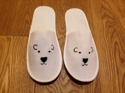 Hotel slippers, spa slippers, disposable slippers