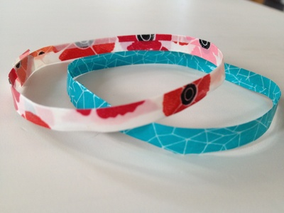 Washi tape, friendship bracelet, teenager, craft
