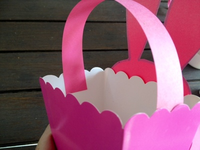 bunny easter basket easy kids craft