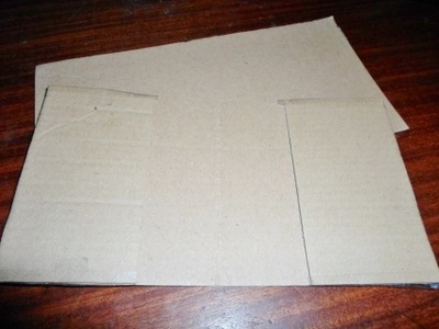 cardboard wallet kids craft activity recycling