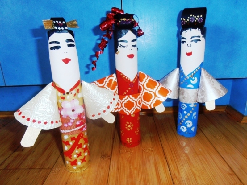 kids papercraft