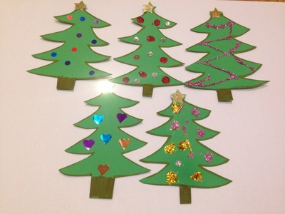 Christmas pudding craft, Christmas bunting, Xmas decorations, homemade Xmas decorations, kids Christmas decorations, kids Xmas craft
