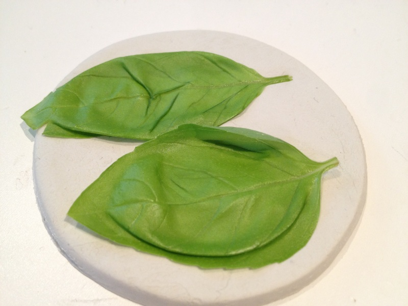 Coaster, air dry clay