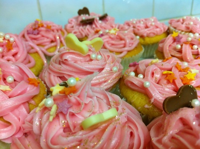 cupcakes, speedy, quick, cakes, birthday, party