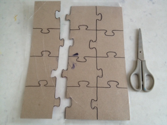 jigsaw template, jigsaw puzzle template, puzzle template, make your own jigsaw, make your own puzzle, diy jigsaw, jigsaw tutorial, jigsaw pieces  - Jigsaw Puzzle