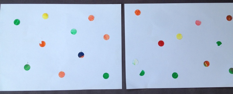 Dot to dot, fine motor skills, writing, preschool