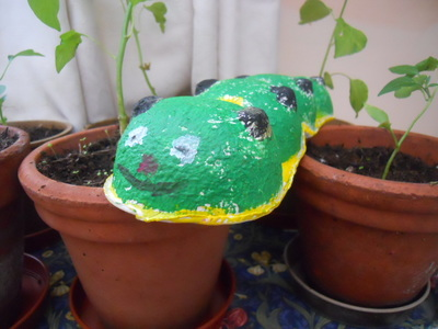 caterpillar, craft, children, kids, painting, recycled, recycle, art