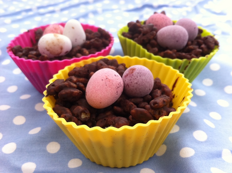 easter, nest, egg, cooking, baking, kids, children, activity, rainy day