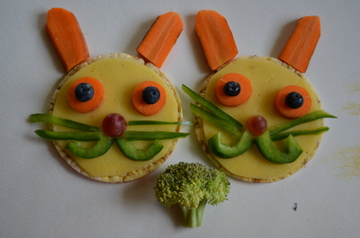 Edible Rabbits