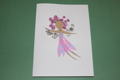 Remarkable Fairy Birthday Card My Kid Craft Funny Birthday Cards Online Fluifree Goldxyz