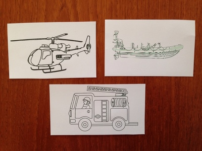 Fire and Rescue party bags