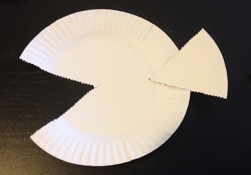Paper Plate Fish Craft  - Paper Plate Fish