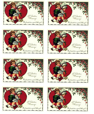 free printables,valentine,collage,cardmaking