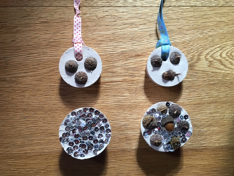 plaster craft projects for kids  - Plaster Craft Decorations