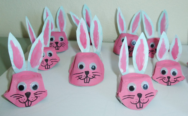 Little Easter Rabbits