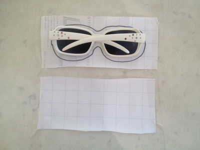 mask starting materials, contact paper craft, cheap mask, contact paper, sticky back plastic