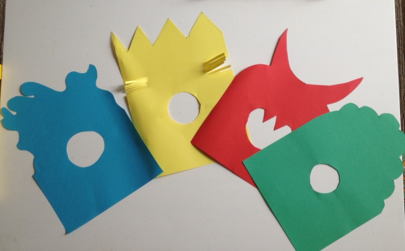 Monster, preschool, colour, game   - Hungry Monster Colour Matching Game