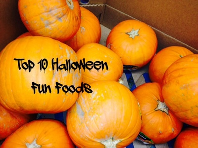 Pumpkin, Halloween, food, party