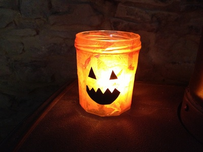 Pumpkin, lantern, craft, preschool