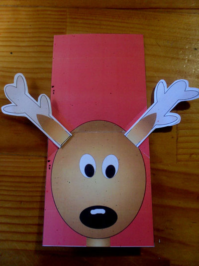 reindeer pop up card,free christmas printables,christmas pop up, christmas