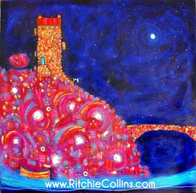 ritchie collins, art, painting