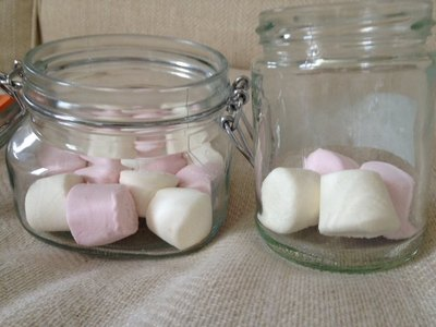 sweets, candy, jar, present, gift, pre school, teacher appreciation, marshmallow, jelly baby, chocolate raisins